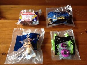 Mixed Mcdonalds Toys Lion King, Skylanders, Sky Kids