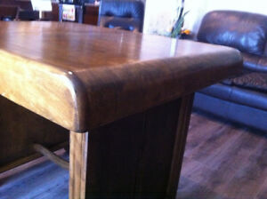 Antique Table for Humanitarian Fundraiser