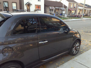 2014 Fiat 500 Chrome Coupe (2 door)