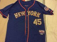 New York Mets MLB jersey baseball
