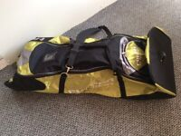 Forgan Wheeled Golf Travel Bag. Used once