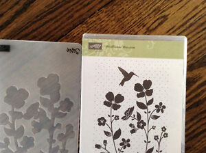 Stampin Up Wildflower Meadow Stamp and Embossing Folder London Ontario image 4