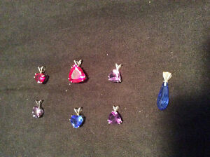 Assorted Pendents