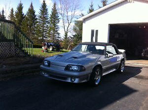 Ford Mustang 1992 LX cabriolet