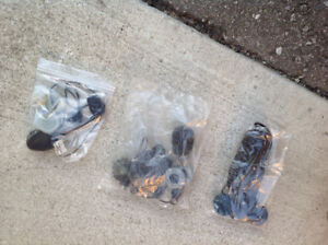 3 Sets of Honda Goldwing Headsets