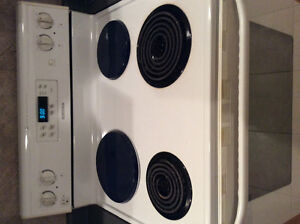 Maytag advance cooking stove