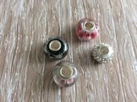 Lovely pandora charms new