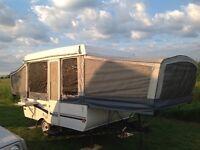 Aero Voyager tent trailer