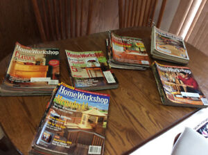 Home workshop magazines