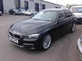 62 BMW 320 2.0TD ( 184bhp ) Luxury. Huge spec. Bargain.