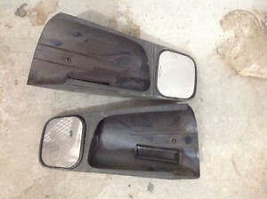 GM Truck extension Towing Mirrors