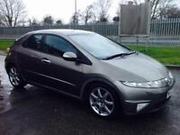 Honda Civic 2.2i-CTDi ( 18in Alloys ) Sport