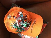 Ed Hardy men's baseball cap