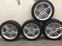 Genuine BMW Z4 M wheels