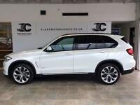 2014 BMW X5 2.0 25d SE Station Wagon Steptronic xDrive 5dr (start/stop) Diesel w