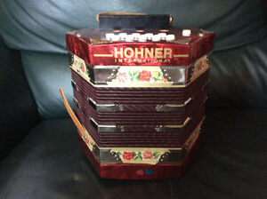Hohner Concertina For Sale