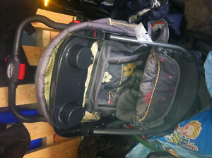 4 single strollers for baby