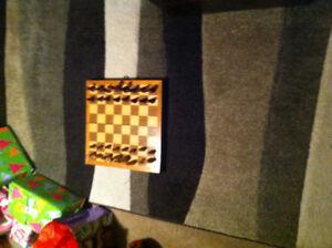 Chess board $25