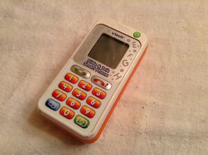 Vtech - Slide & Talk Smart Phone - for toddler London Ontario image 1