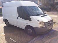 2009 Ford transit swb high top 4 months mot full service history £3250