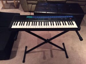 Casio ToneBank CT-610 with Stand and Bench