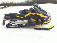 2012 MXZ 600 SPORT CARB LOW KMS SNOW IS HERE READY TO RIDE