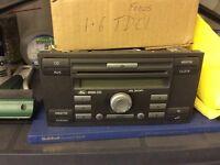 Ford Focus transit radio CD player £35