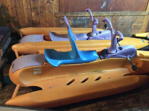 Barracuda water bikes