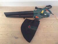 Q Garden QGBV2500 Leaf Blower Vacuum- Brand New