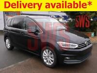 2018 Volkswagen Touran 1.4 TFSi DSG 150PS DAMAGED ON DELIVERY