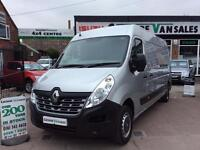 2015 15 RENAULT MASTER 2.3 LM35 BUSINESS DCI 125 BHP CHOICE OF 6 DIESEL
