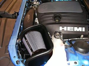 Challenger RT R2C Cold Air Intake