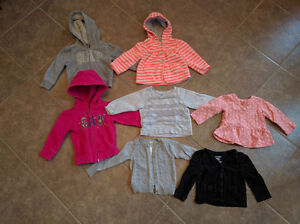 12 month sweater lot