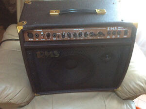 RMS Acoustic amplifier excellent condition hardly used. Stratford Kitchener Area image 2