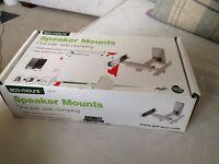 Eco-mount speaker mounts
