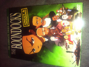 The boondocks cartoons season 3.uncut,uncensored Dvd.