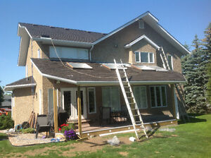 Roof repairs, residential, commercial, flat roofs, best prices Edmonton Edmonton Area image 4