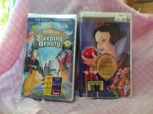 Never been opened Disney videos VCR $5-$35 Peterborough Peterborough Area image 3