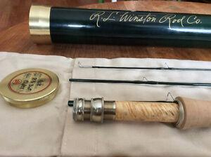Limited Edition RL Winston fly rod