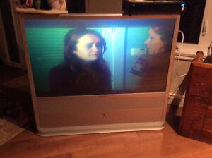 Télévision meuble Samsung