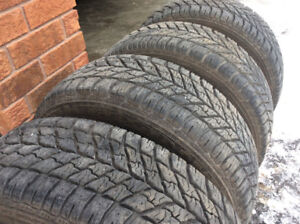 Goodyear UltraGrip Snow Tires