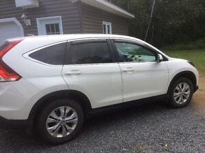 2013 Honda CR-V SUV, Crossover