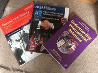 A2 History, International Relations Textbooks.