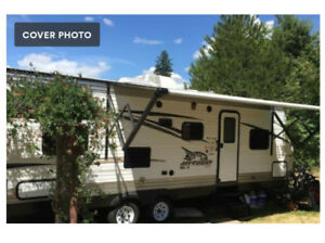 New 27 feet Jayco camper