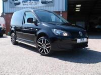 2012 VW CADDY 2.0 TDI 140BHP 6 SPEED AIR CON AND ELECTRIC PACK NOT SPORTLINE