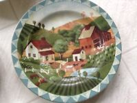 Country Life Dinner Set for 8