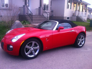 2008 Pontiac Solstice GXP Turbo engine