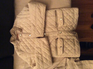 Zara kids girls quilted jacket. Size 13-14 youth