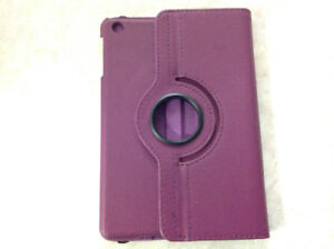 Purple I pad case for  ((mini I pad 1,2,3 ))  Generation  in exc