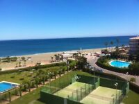 Beautiful penthouse with stunning sea views for rent
